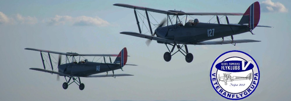 Nedre Romerike Flyklubb – Veteranflygruppa